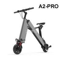 A2 PRO Mini Faltbare Elektrische Roller Tragbare Smart City Walking Werkzeug Mobilität Roller Erwachsene Elektrische Fahrrad Laufleistung 35 40KM-in E-Bike aus Sport und Unterhaltung bei