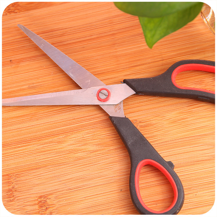 E312 2 Yuan 9.5 Paper Card Scissors 2 Yuan Shop Supply Of Goods Yiwu Small Commodity Stall Supply Of Goods