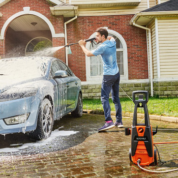 Home use High Pressure Cleaner Electric High Pressure Car Washer Cleaning Device Car Wash Washing Machine High Pressure Washer household 220v portable 280 high pressure cleaner high pressure washing machine car wash device car wash pump car wash