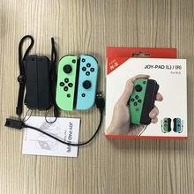 Mando inalámbrico Con Bluetooth para Nintendo Switch NS, nuevo conmutador de juego izquierdo y derecho Con mango para Switch
