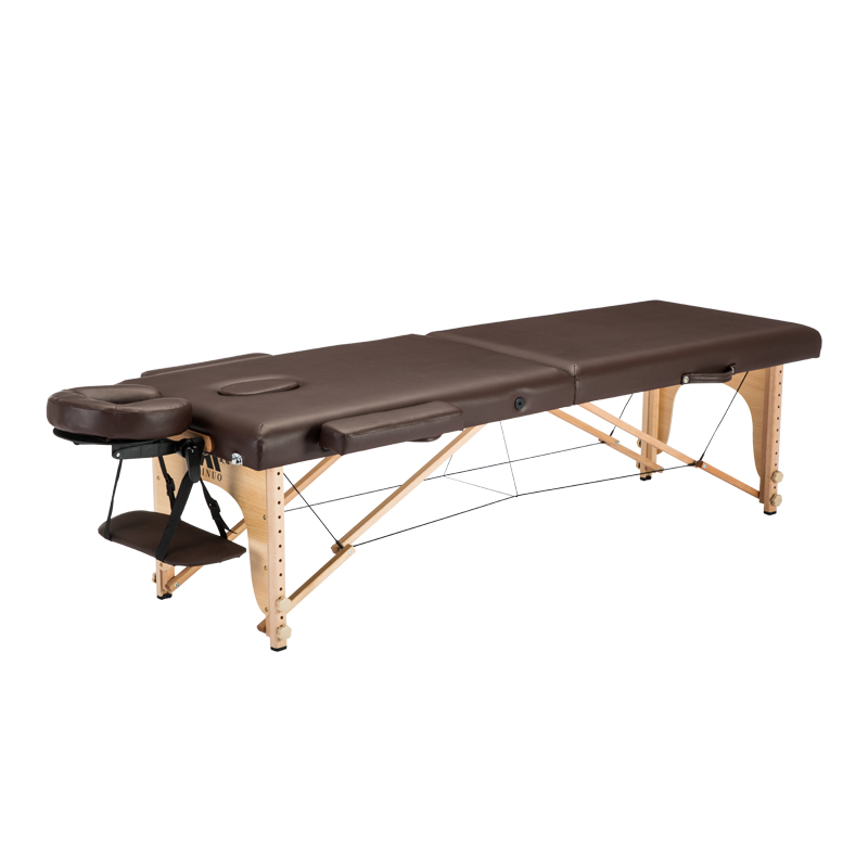 Folding Massage Bed Massage Portable Household Hand-held Needle Moxibustion Physical Therapy Beauty Bed Tattoo Bed