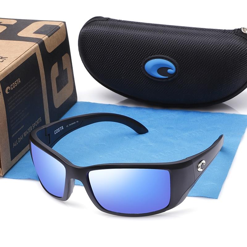 Men Polarized Sunglasses Sport Cycling Glasses Driving Fishing Eyewear UV400