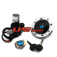Ignition Switch Gas Cap Seat Lock Key Set For Suzuki DL1000 V-Strom 02-12 DL650 04-11