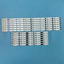 Tira de LED para iluminación trasera para UE40F6500 UE40F6200AK CY HF400BGLV2H UE40F5300AK BN96 25305A UE40F5570 BN96 25521A UE40F6800 UE40F6740