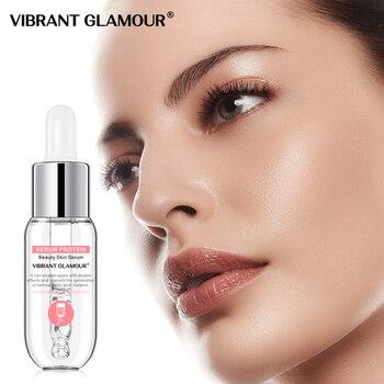 VIBRANT GLAMOUR-suero Facial de proteínas, esencia para el rostro, antiarrugas, colágeno, hidratación...