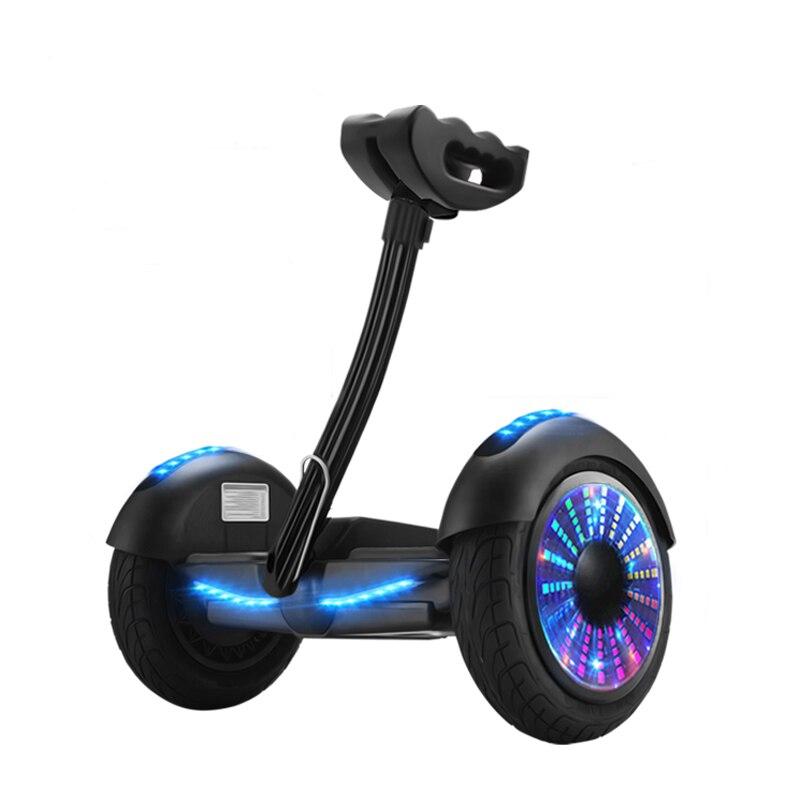 Самобалансирующийся скутер Bluetooth Мобильный Балансирующий скутер умный электрический Ховерборд два колеса управление телефоном мини Ховер...