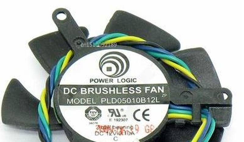 For Sauter 9400GT 9500GT GT210 PLD05010B12L Graphics Fan Free Shipping