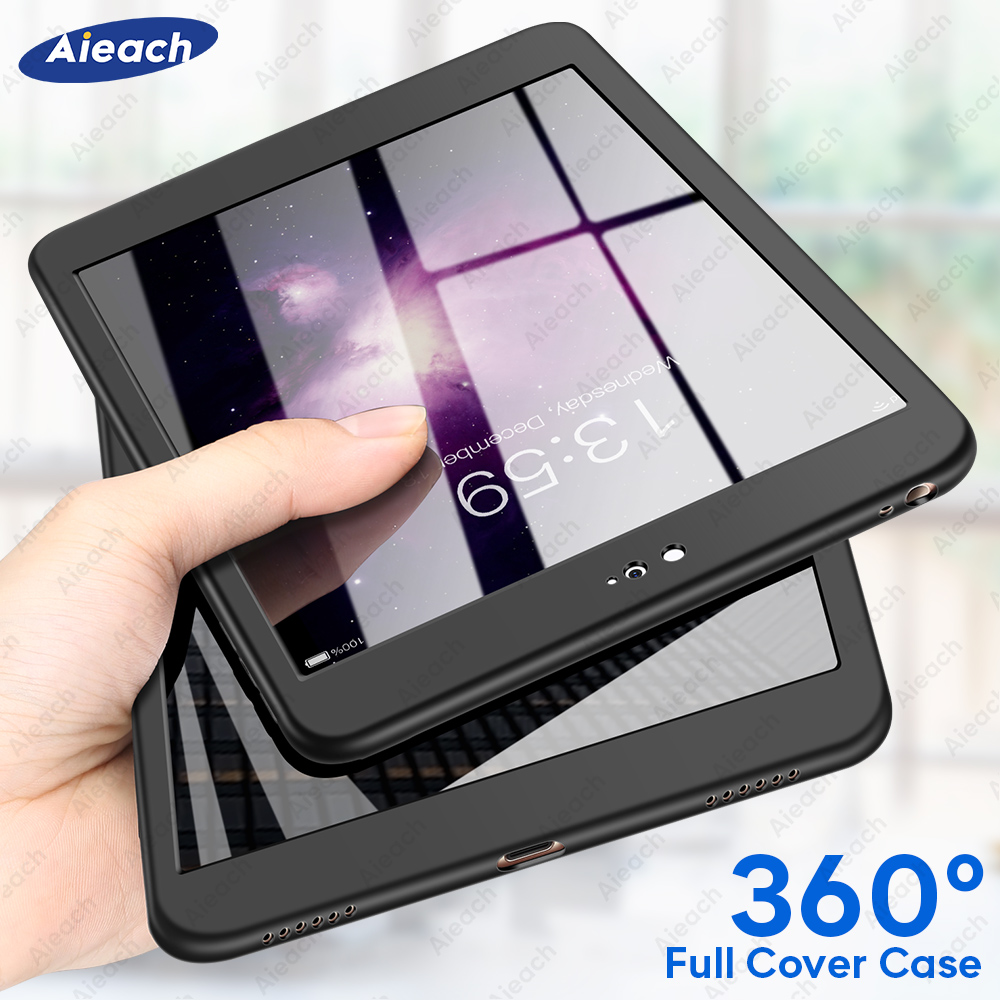 360 Full Cover Case For Xiaomi Mi Pad 4 Case With Screen Protector 8.0