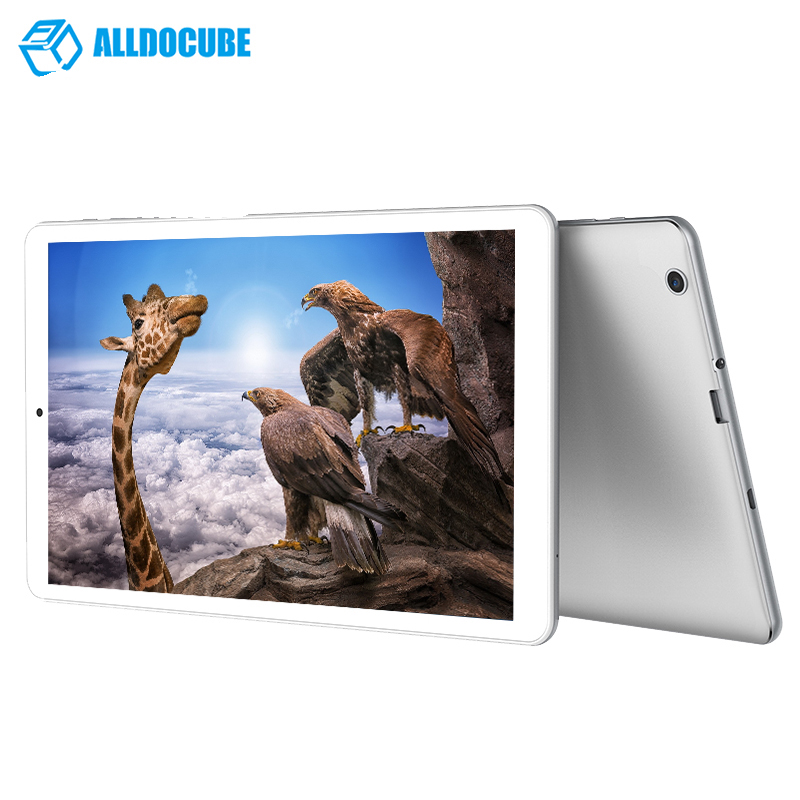 ALLDOCUBE C2 10.1 Inch 1280*800 IPS Tablets PC MTK8163 Quad Core 1GB Ram 16GB Rom Android 7.0 5000mAh Dual Wifi Kids Tablets