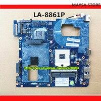Laptop anakart için uygun Samsung NP350 NP350V5C 350V5X dizüstü anakart QCLA4 LA-8861P BA59-03541A BA59-03538A BA59-03393A