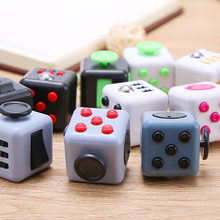 Speelgoed Fidget-Gaming-Dobbelstenen Stress Focus Plastic Decompressie New 1pc Gift Angst