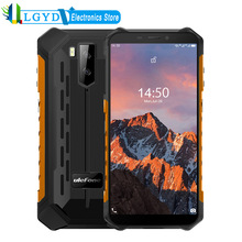 Ulefone Armor X5 Pro 64GB 4gbb LTE/GSM/WCDMA NFC Adaptive Fast Charge Bluetooth 5.0/Qwerty keyboard/Game turbogpu turbo/Screen slider