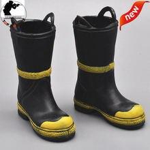 Обувь защитная противоскользящая масштаб 1/6 для 12 дюймовых