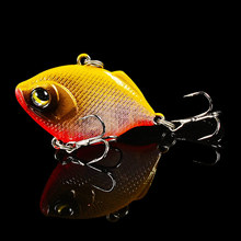 VIB Fishing Lures YUZI 8 Colors Hard Baits 4.5cm-1.77/0.3oz-8.5g Tackle Lure 1pc Style Pencil Bait