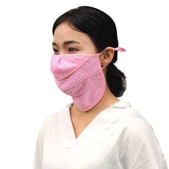 Anti COVID-19 Mask Face Mask Summer Sun Protective Face Neck Mask Outdoor Cycling Riding Dustproof Anti-uv Sun Block Face Mask 2