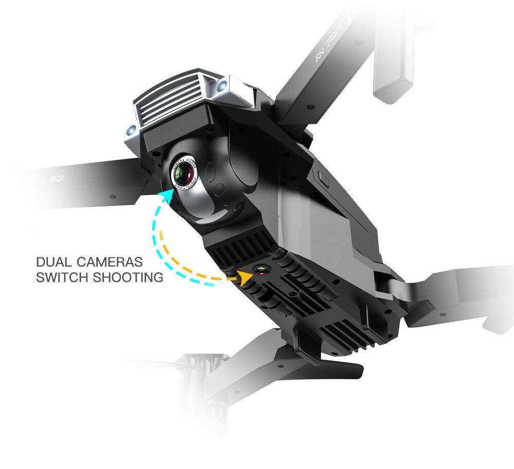 SG901 Drone Dual Camera