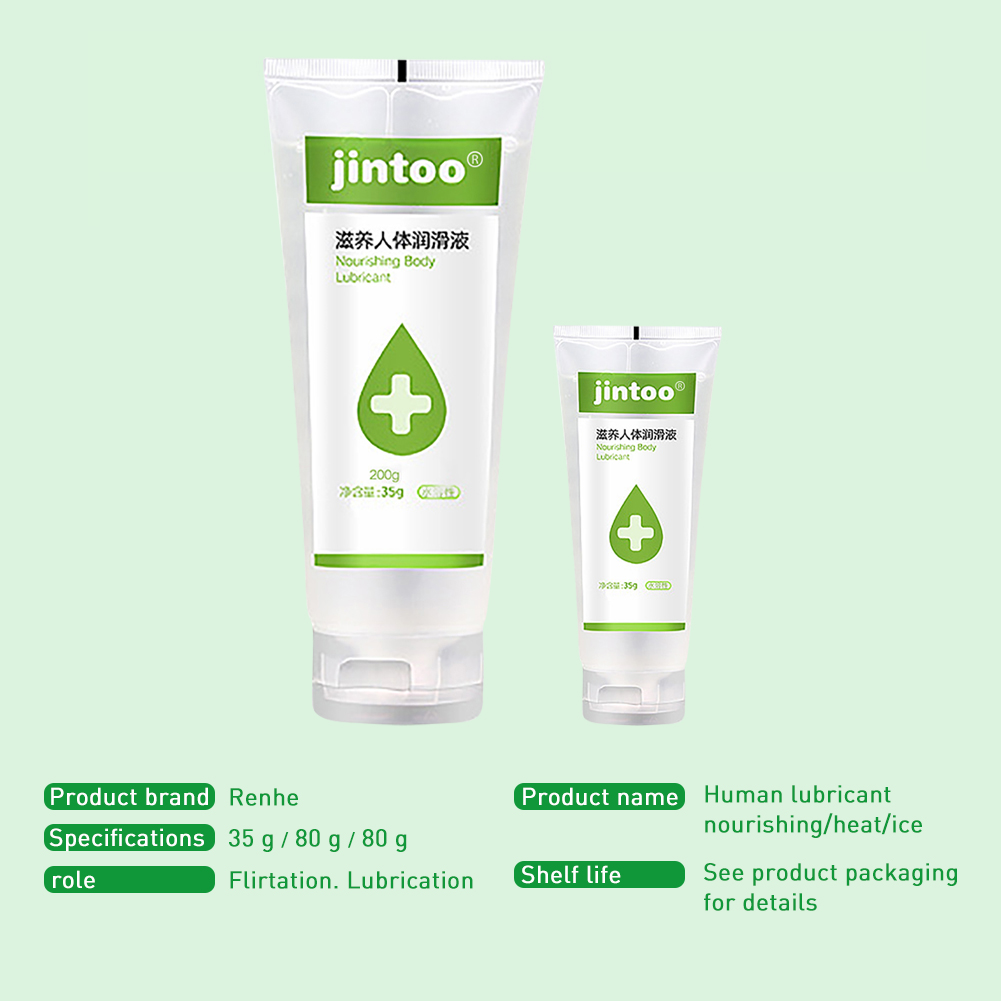 Water-soluble Human Lubricant