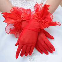 red bowknot