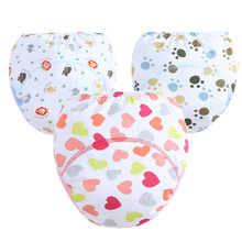 Baby Cloth Reusable Diapers Nappies Washable Newborn Ajustable Diapers Nappy Changing Diaper Children Washable Cloth Diapers [mumsbest] new large wet bag for baby cloth nappies bag pail liner for cloth dirty diapers waterproof pul reusable mummy bags