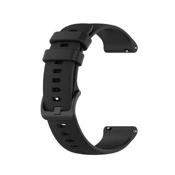 18 20 22mm Sport Silicone Wrist Strap For Garmin Vivoactive 4S 4 3 Smart Watch Band For Vivoactive 3 4 4S Wristband Accessories 10