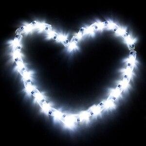 Image 5 - 10Pc מיני LED אור נורות LED מנורות אורות בלון חג מסיבת יום הולדת קישוטי אור בית גן חתונת קישוט