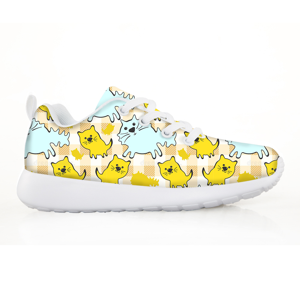noisydesigns-kids-running-shoes-lightweight-mesh-lace-up-sneakers-for-boys-girls-toddler-animal-cat-breathable-zapatos-para-nina