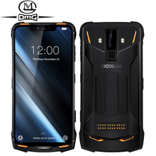 цена на DOOGEE S90 NFC 6GB 128GB IP68 Waterproof shockproof mobile phone android 8.1 6.18'' 5050mAh Helio P60 Octa-Core 4G Smartphone