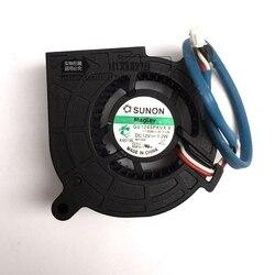 GB1245PKVX-8 sunon eh1020 nowy wentylator projektora 4520 zawieszenie magnetyczne dmuchawa 12V 1.2W
