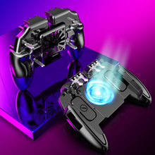 Gamepads Gaming-Game-Controller Pubg-Joystick Entertainment-Accessories Mobile-Shooting