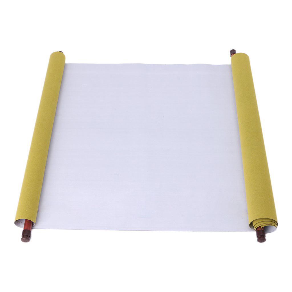 Reusable Chinese Magic Cloth Water Paper Calligraphy Fabric Book Notebook 1.5m For Chinese Reusable Writing Paper