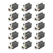 2/5/10/20Pcs PJ316 3 Pin 3.5mm Female Socket Audio Video Terminals Connector DIP-3 PJ-316 PCB Mount Jack Interface Adapter