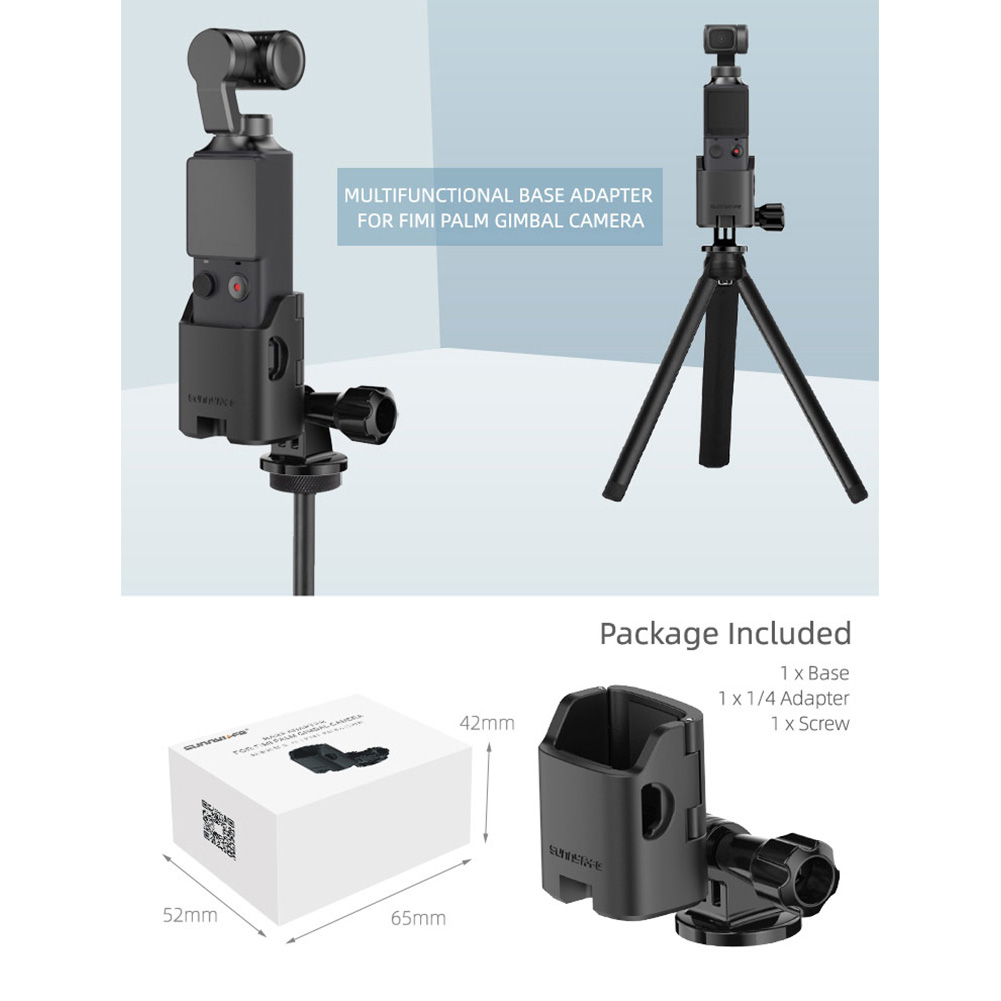 Mounchain PALM Backpack Holder Mount For Handheld Aerial Gimbal Camera Stabilizer Stand Bracket Expansion Accessories Wholesale