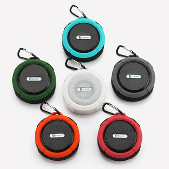 Portable Waterproof Speaker Bluetooth Outdoor Wireless Music Speaker Subwoofer Sports Stereo Sound Mini Bass Speaker Boombox image