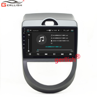 Multimedia android 8.1 car radio stereo gps navigation dvd player for KIA Soul 2009 2010 2011