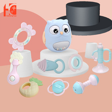 Baby Toy Ball-Toys Touch-Ball Rubber Soft-Ball-Development Hand-Sensory Children 24-Months