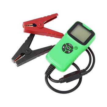 12V Car Battery Tester Digital Automotive CCA Voltage Battery Load Analyzer Multifunction Diagnostic Tool Mini image
