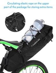 Torba na siodełko rowerowe wodoodporna torba na bagażnik MTB rowerowa torba na siodełko rowerowe torba na rower tylny pakiet pod siedzeniem 3 10L w Torby i sakwy rowerowe od Sport i rozrywka na