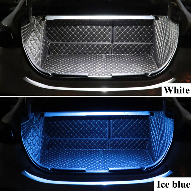 Zoomsee Interior LED For Chrysler 200 2011-2017 Canbus Vehicle Bulb Indoor Dome Map Reading Trunk Light Error Free Auto Lamp Kit 6