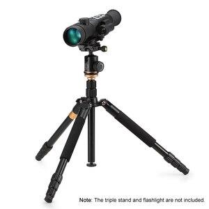 Image 3 - Наружный телескоп ночного видения мерцающий полноцветный телескоп Монокуляр ночного видения Цифровой телескоп Wifi GPS дикая природа 1080p