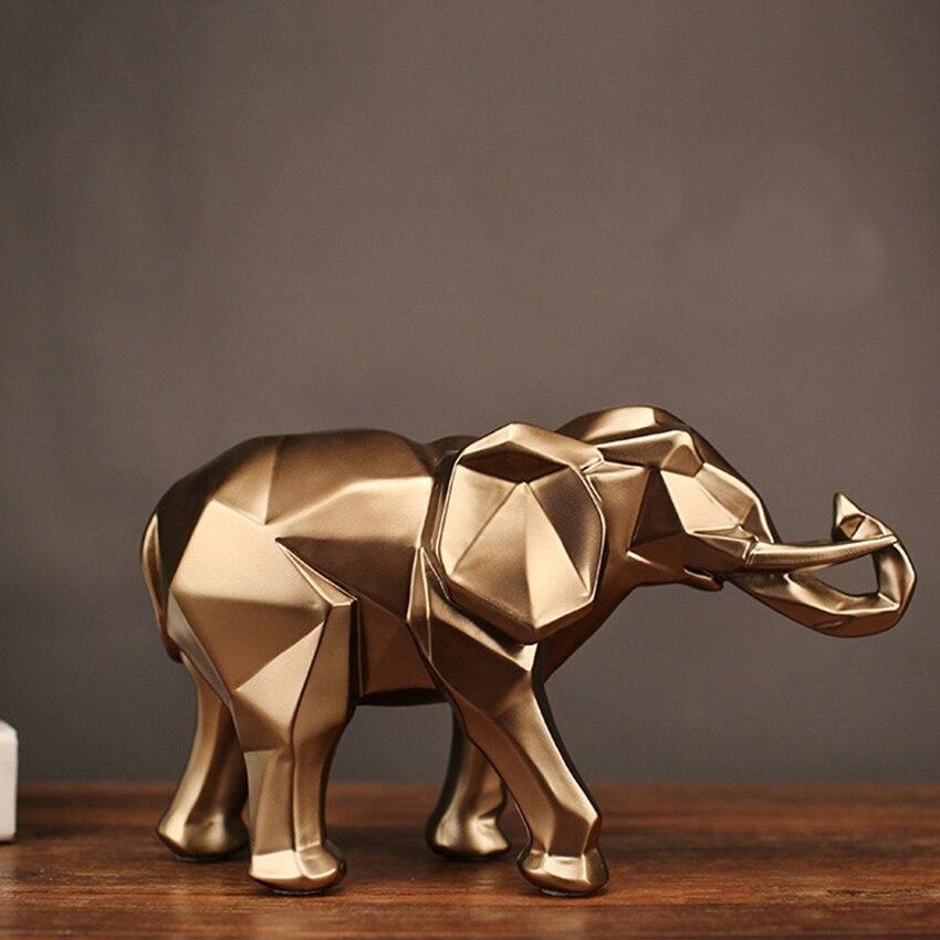 resin statue