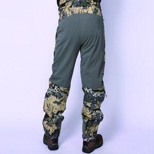 Image 5 - 2019 avcılık suiCamouflage açık ceket erkekler su geçirmez av kıyafetleri rüzgarlık ceket ceket aynı paragraf sitka