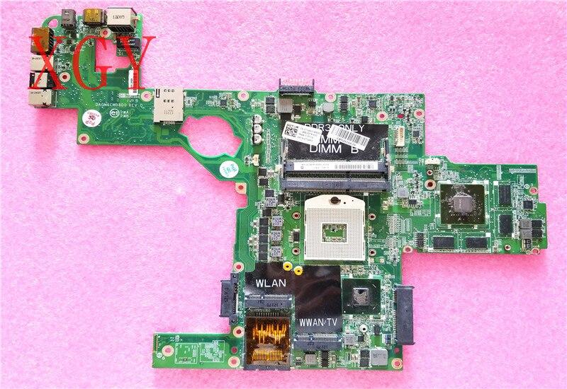 Оригинальные CN-0714WC 0714wc 714wc для dell xps l502x компьютер портативный компьютер gt540 2 Гб dagm6cmb8d0 hm67 100% ТЕСТ ОК