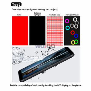Image 5 - 100% tested Origina For LG Q7 Q610 LCD Display Screen Touch Digitizer Assembly Replacement