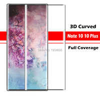 3D Full Tempered Glass For Samsung Galaxy Note 10 Plus Screen Protector Protective Film For Samsung Galaxy Note 10 10 Plus