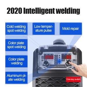 Image 3 - ANDELIอัจฉริยะTIG 250GPLCมัลติฟังก์ชั่นTIGเครื่องเชื่อมTIG/เย็น/PULSE/ทำความสะอาด/สมาร์ท/Au Agเย็นเครื่องเชื่อม