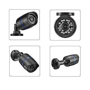 Image 5 - Gadinan 5MP 2592X1944P IP 카메라 오디오 기록 야외 방수 3MP 1080P HD 보안 H.265 POE 유선 감시 카메라