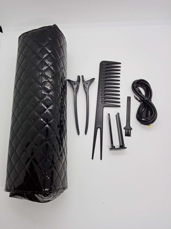 Профессиональная машинка для стрижки волос, автоматический триммер для волос с разрезом, вилка