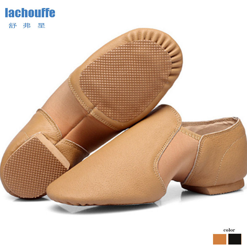 Dancing Sneakers Latin Dance Shoes Femme Soft Sole Ballet Shoes Elastic Band  Ladies Jazz Ballroom Dance-shoes Girl EU 34-44
