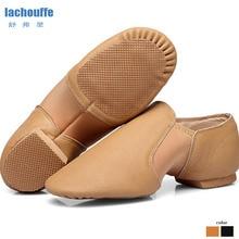 Dancing Sneakers Latin Dance Shoes Femme Soft Sole Ballet Shoes Elastic Band  Ladies Jazz Ballroom dance shoes Girl EU 34 44