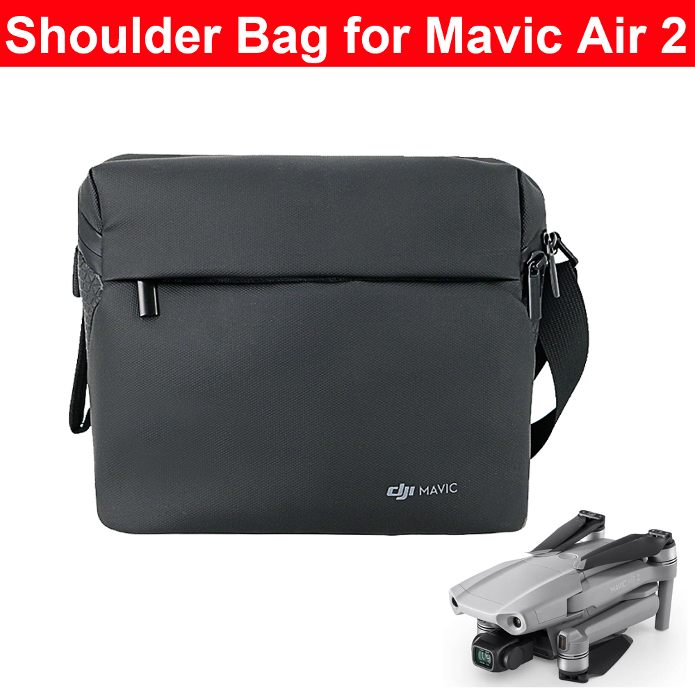 Waterproof Mavic Air 2 Shoulder Bag Portable Travel Carrying Case for DJI Mavic Air 2 RC Drone Accessories Wholesales|Camera Drones| - AliExpress